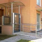 Assistenza manutenzione monstascale pantografo Lecco